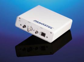 Pandatel Fiber Optic Video Converter with Data